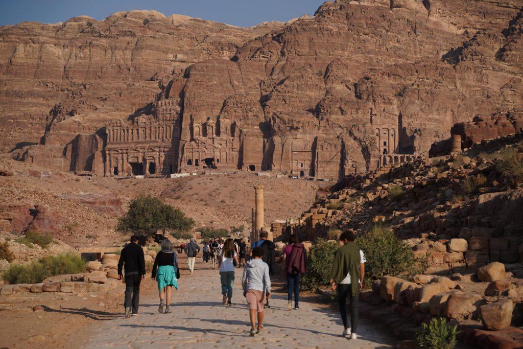 Petra Main Trail
