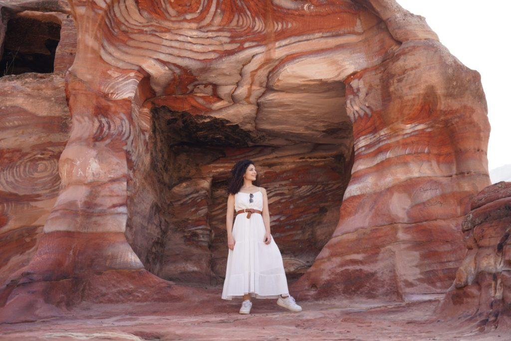 Petra Al Khubtha Trail