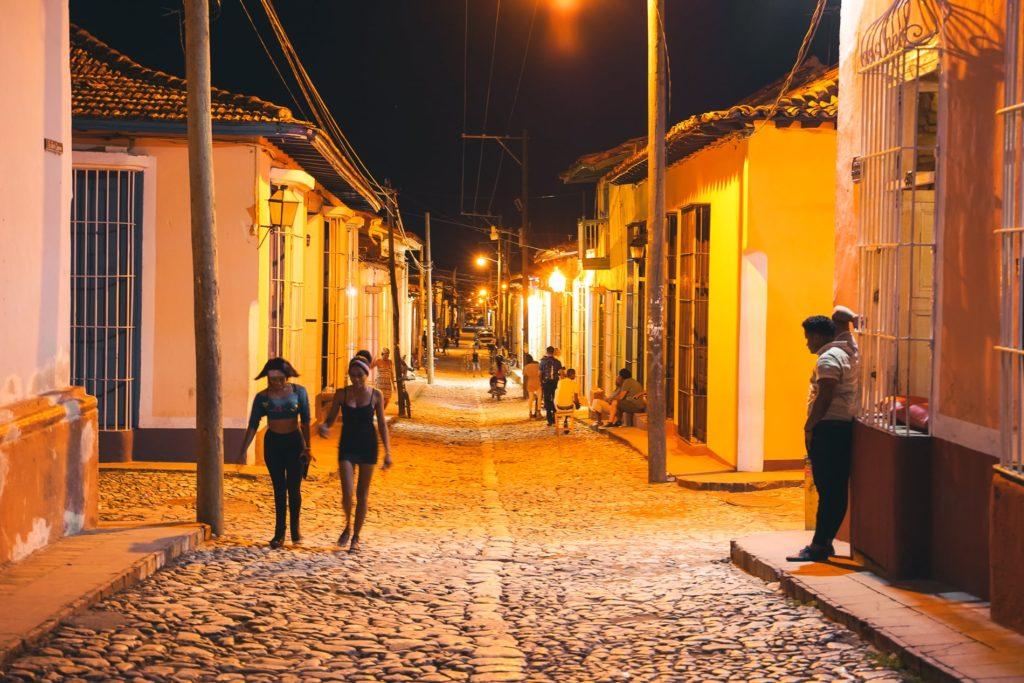 Küba gece hayatı