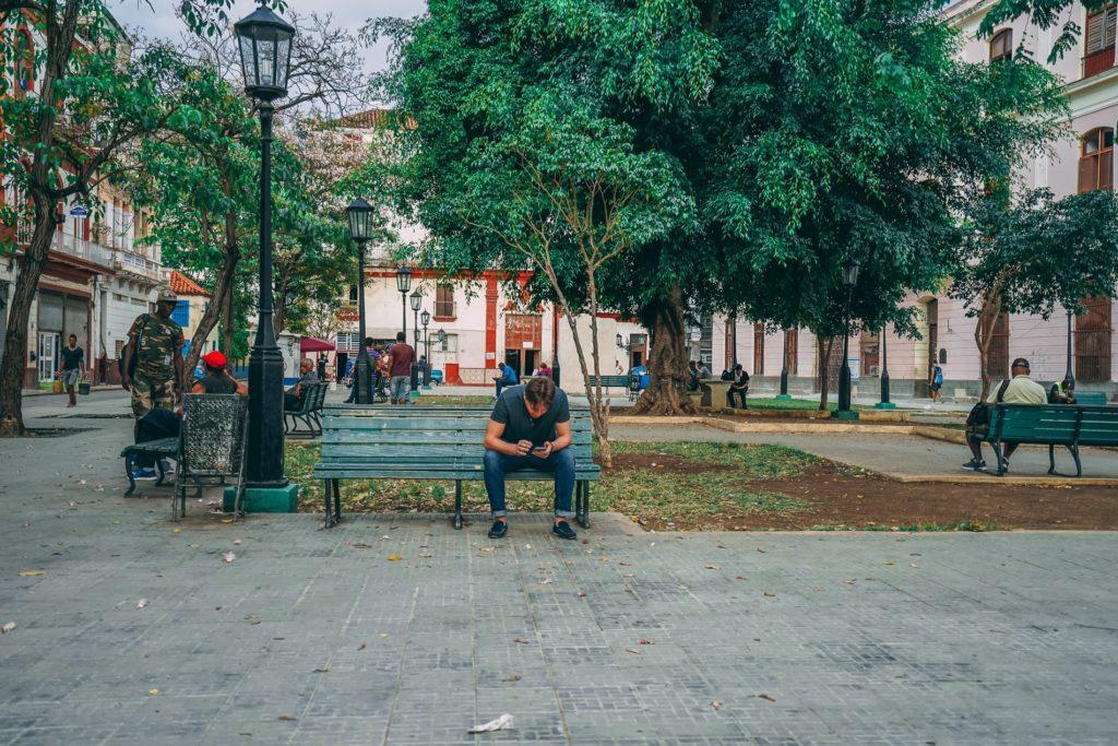 Küba'da internet