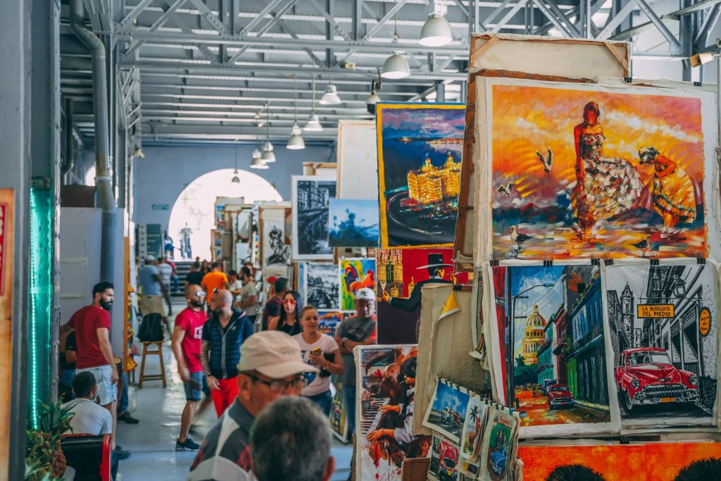 Küba sanat galerisi