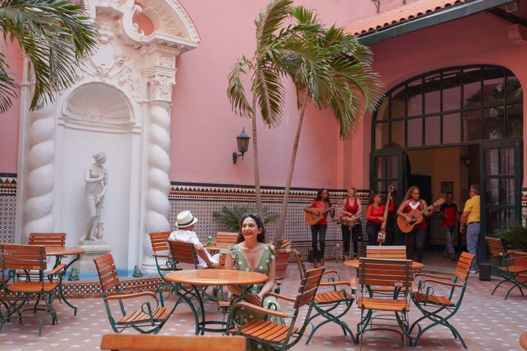 Küba Sevilla Hotel