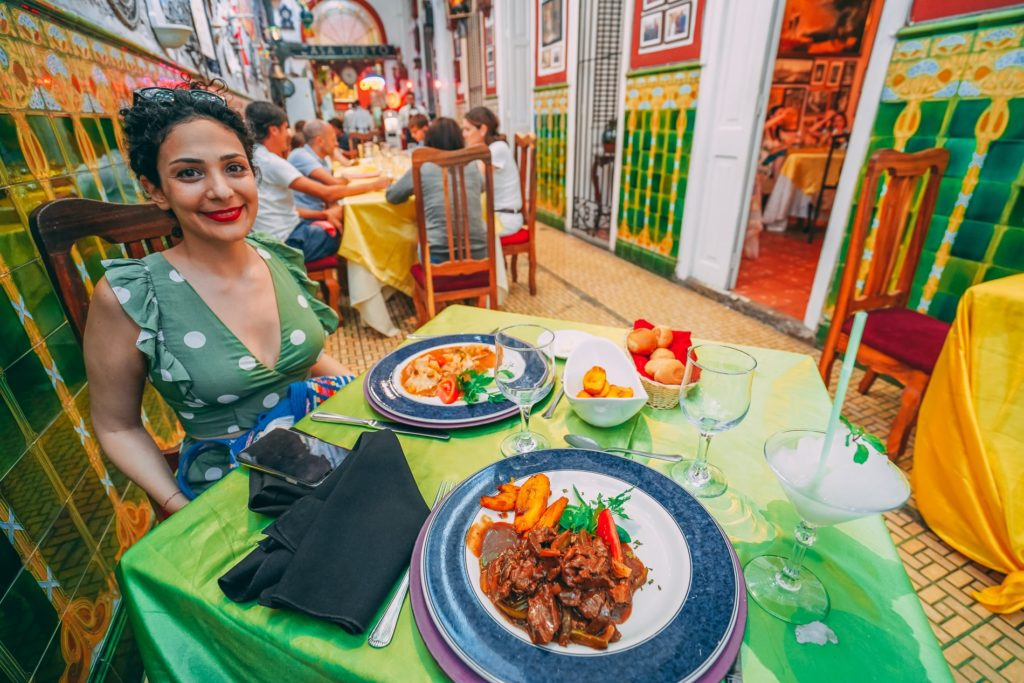 Küba restoranları