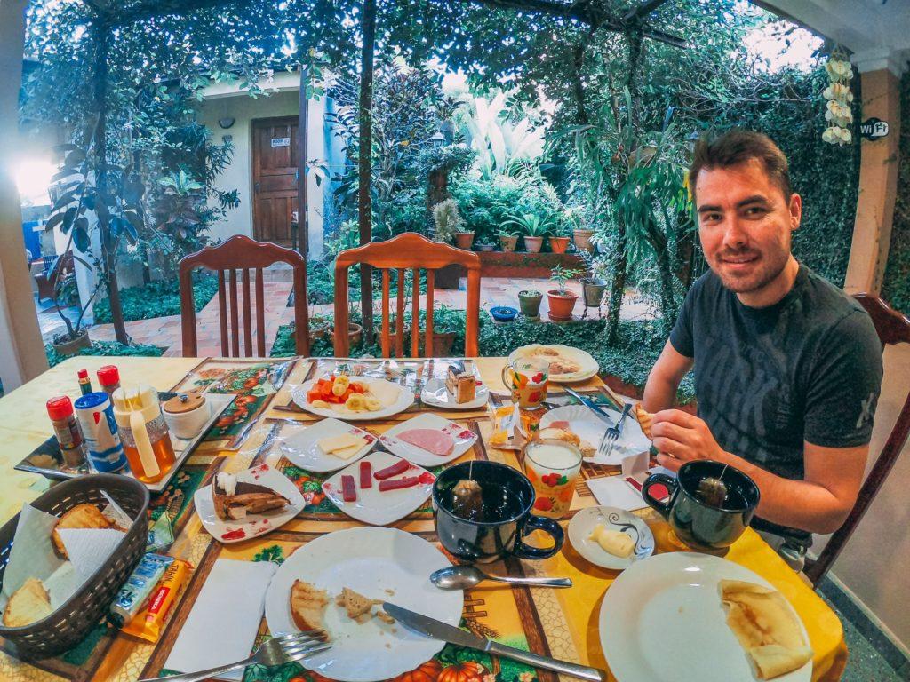 Küba Kahvaltı