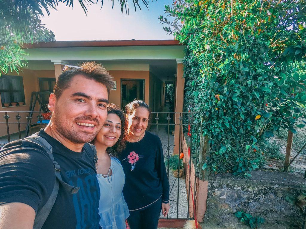Küba Airbnb
