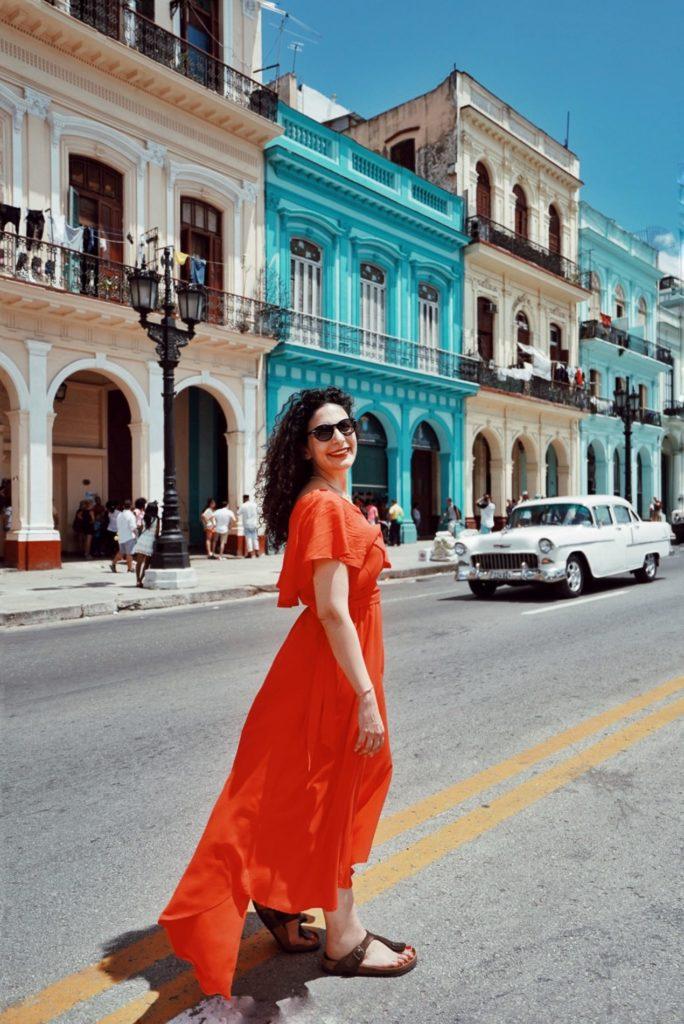 Havana sokakları